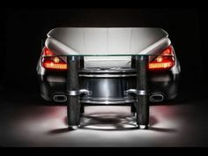 Furniture for car enthusiasts: Auto parts sofas and tables