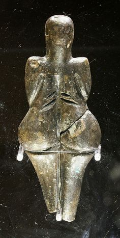 Woman from Dolni Vestonice. c.29,000- 25,000 BCE. rear view | Flickr - Photo Sharing!