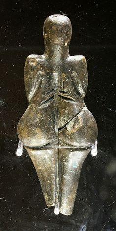 Woman from Dolni Vestonice. BCE a Venus figurine Ancient Goddesses, Gods And Goddesses, Egyptian Mythology, Egyptian Goddess, Egyptian Art, Ancient History, Art History, European History, Ancient Aliens