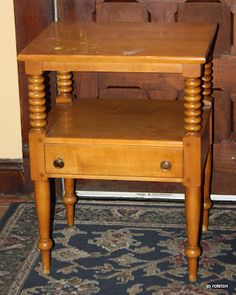 Willett Furniture | maple end table