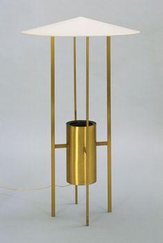 Floor Lamp  Philip Johnson--1950