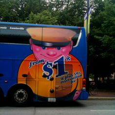 MegaBus: Des Moines to Iowa City in 2 hours! $5 - $16. #Megabus