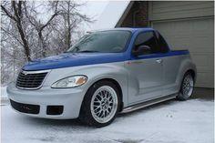 Chrysler PT Cruiser Packing Viper V10.