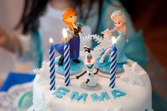 Frozen (Disney) Birthday Party Ideas | Photo 9 of 15