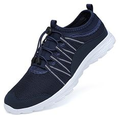 61b439d9c Ritiriko Mens Trainers Road Running Shoes Athletic Sneakers for walking gym  sport... amazon.co.uk