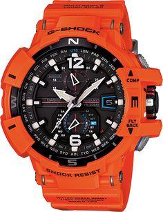 GWA1100R-4A - Aviation - Mens Watches   Casio - G-Shock