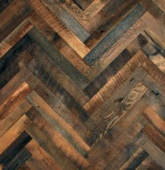 Classic parquet flooring company is specialist in Parquet flooring in herringbone, throughout the UK. We also provide Parquet Flooring Installers. Reclaimed Wood Floors, Wooden Flooring, Parquet Flooring, Hardwood Floors, Wood Parquet, Wood Walls, Salvaged Wood, Flooring Ideas, Rustic Wood