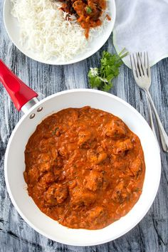 The most authentic chicken tikka masala recipe i have ever found authentic chicken tikka masala recipe video forumfinder Image collections