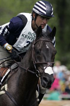Boyd Martin & Remington at Rolex Kentucky 3 Day Event