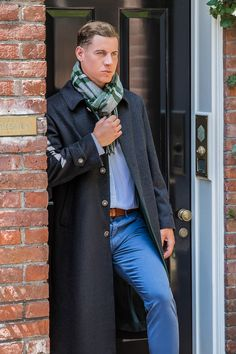 With a Robert W. Stolz piece, you'll be setting a fashion statement of refined European taste. Boiled Wool Jacket, Wool Coat, Modest Fashion, Luxury Fashion, Jackets, Stuff To Buy, Shopping, Clothes, Collection