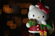Hello Kitty + Bokeh