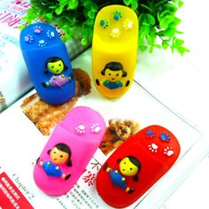Plastic Slippers Non-toxic Pet Dog Vocalization Toy