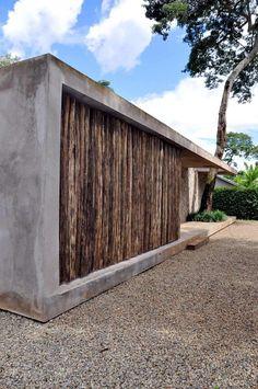 Lokale Materialien und moderne Architektur Bilder Lobby & Eingang Kaliwa Lodge