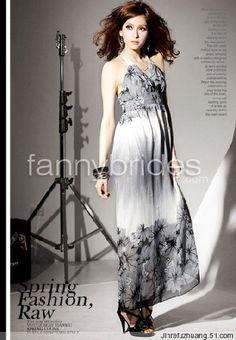 5076b0114e3 Popular Halter Neck Boho Bohemian Style Floral Print Sleeveless Maxi Slip  Dress Beach Skirt for Women Girl