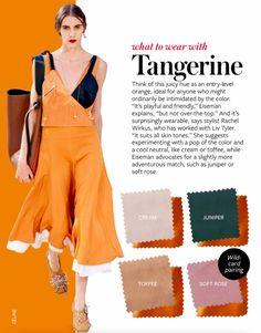 Tangerine  - Color Crash course