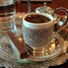 MMMM fancy coffee