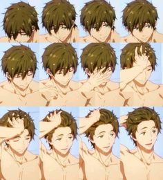 Tachibana Makoto -- geez, I would've been SO in love with him if he'd been in my high school!