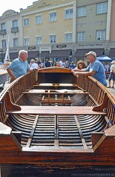 The 24th Annual Georgetown Wooden Boat Show (Georgetown, SC).