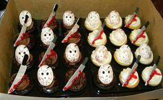 Jason cupcakes.