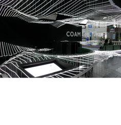 Stand para el Colegio Oficial de Arquitectos de Madrid, Feria Construtec 04 - elii: oficina de arquitectura