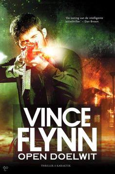 De Thriller: dé site voor recensies, achtergronden en meer: Winnen winnen winnen! Vince Flynn - Open doelwit (...