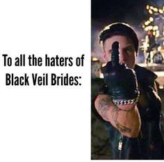 Black Veil Brides Emo Bands, Music Bands, Rock Bands, 30 Day Challange, Funny Band Memes, Bvb Fan, Emo Style, Black Veil Brides Andy, Andy Black