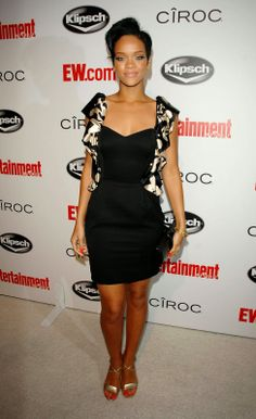 Rihanna y sus mejores vestidos de fiesta | Tendencias