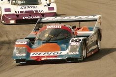 RSC Photo Gallery - World Sports Prototype Championship Nürburgring 1990 - Porsche 962 no.16 - Racing Sports Cars