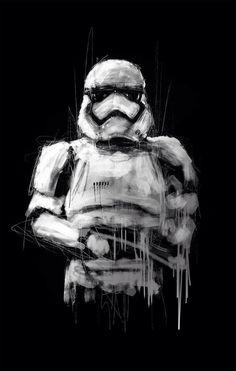 Star Wars; Storm trooper