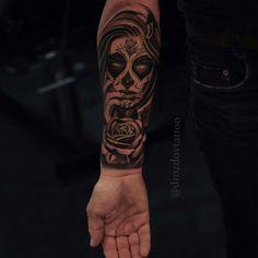 Hard Tattoos, Full Arm Tattoos, Life Tattoos, Body Art Tattoos, Sleeve Tattoos, Tattoos For Guys, Tatoos, Unique Tattoos, Cool Tattoos