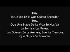 Cancionero: Bonka - Hoy