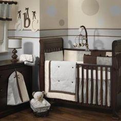 Lambs Ivy Park Avenue Baby Boy Nursery