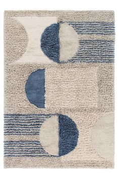 Sun Rays Woolable Made by Lorena Canals, the Woolable Sun Rays rug features a striking duo-tone abstract design. Taking inspiration from a painting by Regina Giménez, the harmonious pattern symbolises the solstice and equinox. Gentle shades of beige and b Solstice And Equinox, Duo Tone, Lorena Canals, Shades Of Beige, Moroccan Design, Sun Rays, Eclectic Decor, Wool Rug, Scandinavian