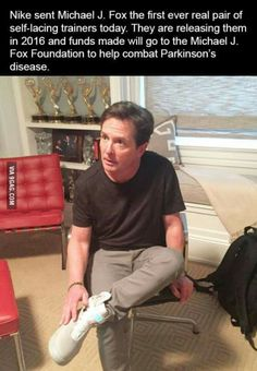 Michael J. Fox everybody