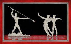 Richard Wagner, Parsifal, Nur eine Waffe taugt (Arnaldo Dell'Ira 1903-1943) - Holy Lance - Wikipedia
