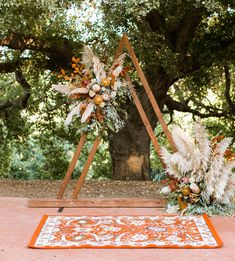 Boho-Chic Florals + Rustic Colors Made for the Dreamiest Wedding—on an Avocado Farm! - Green Wedding Shoes Boho-Chic Florals + Rustic Colors Made for the Dreamiest Wedding—on an Avocado Farm! Farm Wedding, Boho Wedding, Floral Wedding, Wedding Bouquets, Rustic Wedding, Wedding Flowers, Dream Wedding, Wedding Day, Wedding Shoes