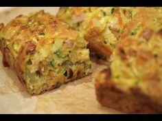 Recept na buchtu z brambor a uzeného masa.