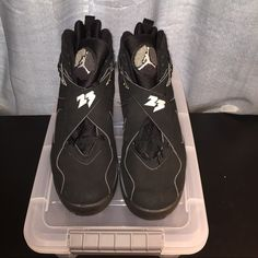 online store be59a a3bf4 2002 Original Jordan 8 s Posted previously with wrong price. This is a  correction. Worn