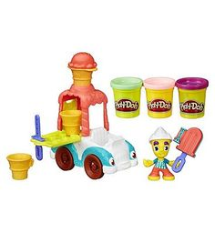 #Play Doh ice #cream #truck #10210191 #68 #Advantage card #points. #Whether its hot or not, #everyone #comes #running to the #coolest #truck in #Play-Doh #Town! Help this #pretend ice #cream #maker #deliver the most #colorful #Play-Doh ice #cream #creations #anyone can #imagine. FREE #Delivery on #orders over 45 GBP. #(Barcode EAN=5010994942526)