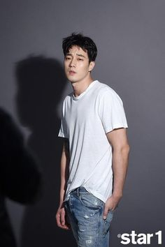 So Ji-sub (소지섭) - Picture Korean Men, Asian Men, Korean Actors, So Ji Sub, Kdrama, Submarine Pictures, Celebrity Smiles, Korean Artist, Actor Model