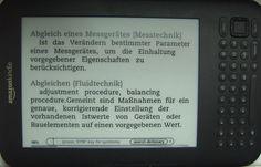 Meinung / Test Kunde + Video-Leseprobe: Lexikon EDV / Mechatronik (amazon ebook reader)    zu bestellen unter:    http://www.amazon.de/dp/B005WGFC1E    Kommentar / Meinung / Bericht / Beurteilung / Test eines Kunden: