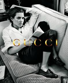 Gucci Loafers -- kind of embarrassed to admit I have 3 pair.  Brown, black and black driving.  Just take up space in the closet...would love it if Anna would wear them :)
