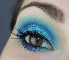 Sailor Neptun inspired makeup by http://www.talasia.de/2016/04/02/sailor-neptun-inspired-make-up-2/