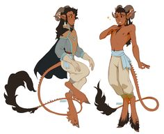 some sketches i did of my DnD character Damakos! he is a sassy tiefling bard~ -- character, art, and design belong to me. Fantasy Character Design, Character Drawing, Character Design Inspiration, Character Concept, Concept Art, Dnd Characters, Fantasy Characters, Fantasy Creatures, Mythical Creatures