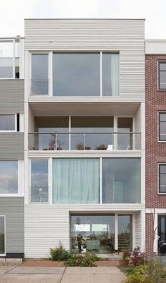 Kea Boumanstraat - Picture gallery #architecture #interiordesign #façade