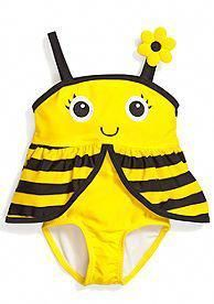 Candlesticks® One-Piece Bumble Bee Swimsuit Toddler Girls Baby Bikini, Baby Swimsuit, Toddler Girl Style, Toddler Girl Outfits, Toddler Girls, Toddler Hair, Infant Toddler, Baby Boys, Baby Outfits