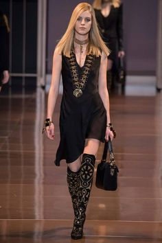 Versace | Fall 2014 Ready-to-Wear Collection | Style.com | #mfw