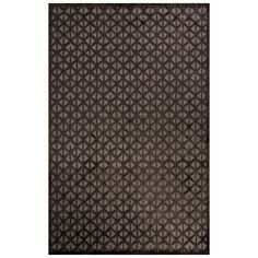 Fables Gray/Black Area Rug