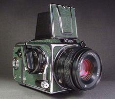Kiev 88 - a tank of a camera