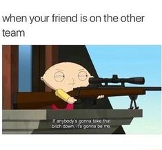 Image result for game sniper with stewie